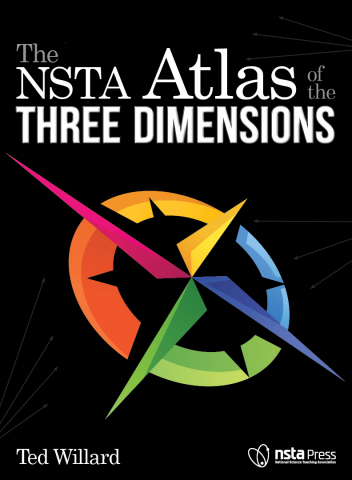 The NSTA Atlas of the Three Dimensions book cover (Photo: Business Wire)