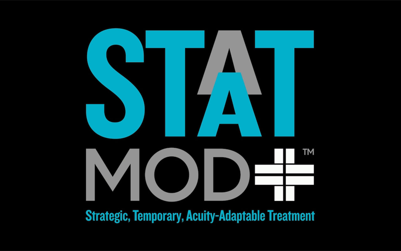 HGA and The Boldt Company build STAAT Mod™ critical care units to address the COVID-19 hospital bed shortage. A focus of these units is the safety of healthcare workers treating patients with COVID-19.