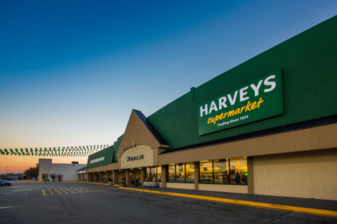 Southeastern Grocers, parent company and home of Harveys Supermarket, will close for business on Easter Sunday, April 12, to provide hardworking associates a day of rest with family, and is introducing additional precautionary measures to help limit the exposure of associates and customers to the coronavirus. (Photo: Business Wire)