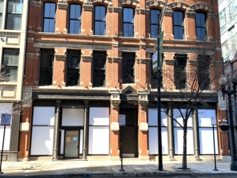 Cresco Labs' Sunnyside River North Dispensary will open soon as the first recreational-only dispensary in Chicago (Photo: Business Wire)