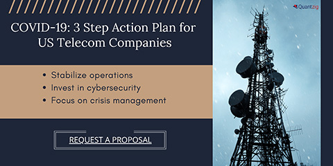 COVID-19: 3 Step Action Plan for US Telecom Companies
