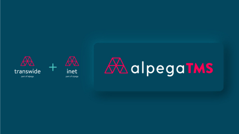 Alpega Group announces Alpega TMS, a union of inet and Transwide's cloud-based Transportation Management Systems. The new software provides a uniquely scalable solution, designed to manage all levels of logistics complexity. At the same time, Alpega Group has been recognized as a Challenger in Gartner's 2020 Magic Quadrant for Transportation Management Systems. (Photo: Business Wire)