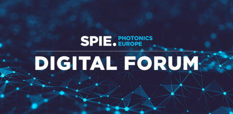 SPIE, the international society for optics and photonics, will be holding its inaugural Digital Forum during the week of 6-10 April. (Graphic: Business Wire)