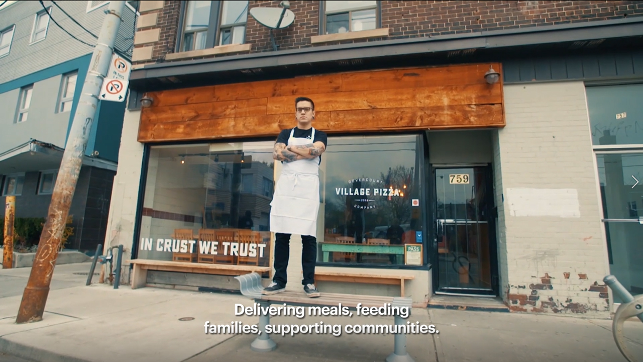 TouchBistro has a singular focus on restaurants. We understand their unique challenges at this time and are here to support them every step of the way and well into the future. (Video: Business Wire)
