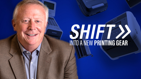 BMS' HaaS Shift & Print Subscription Service currently includes Brother's mobile and desktop thermal printers; comprehensive warranties covering device replacement or repair and all accessories including chargers, cables and cases (Graphic: Business Wire)