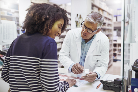 Teva Canada's Caregiver Friendly Pharmacy program offers resources and tools to help Canadian caregivers' partner with their pharmacy team to navigate the healthcare system on behalf of a loved one. (Photo: Business Wire)