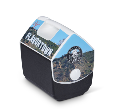 Igloo and Guy Fieri team up to introduce a Playmate cooler supporting Restaurant Relief America. (Photo: Business Wire)