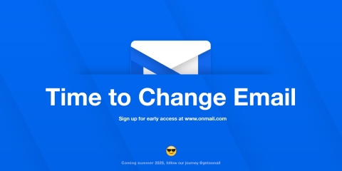 Introducing OnMail by Edison, coming Summer 2020. (Graphic: Business Wire)