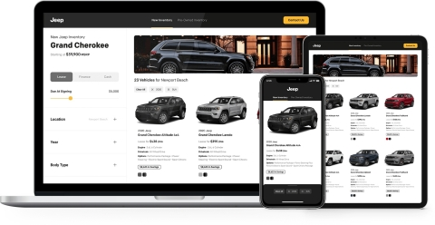 Pick your monthly car payment online – powered by Digital Motors (Photo: Business Wire)