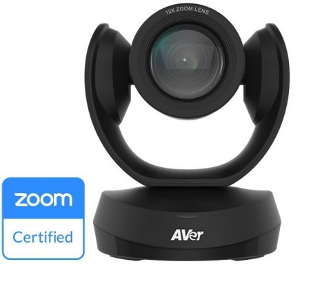 AVer CAM520 PRO, USB conference camera, receives Zoom Certification from Zoom Video Communications, Inc. (Photo: Business Wire)