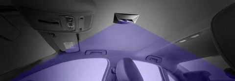 图 1. 首尔伟傲世violeds技术被延锋用于车载紫外线消毒器 (2019年延锋公司合并收入200亿美元)  (图示:美国商业资讯)