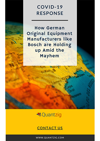 How are German Original Equipment Manufacturers Holding up Amid the Mayhem?