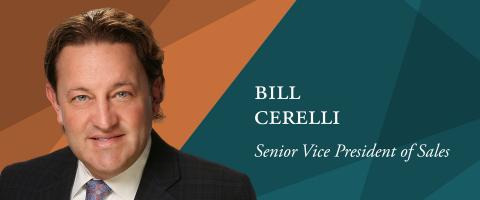 Bill Cerelli, ExchangeRight's New Senior Vice President (Eastern Region) (Photo: Business Wire)
