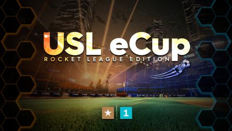 HyperX Sponsors Online USL eCup: Rocket League Edition (Graphic: Business Wire)