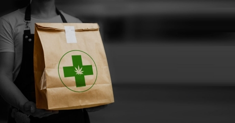 The Cannabis Against COVID (CAC) campaign is dedicated to raising tens of millions of dollars for first responders and the fight against COVID. This would be accomplished through immediate legalization of home-delivered recreational cannabis, adding a temporary $20 surcharge to raise $500,000 a day (or more). Funds would go directly to helping save lives and support first responders. (Photo: Business Wire)