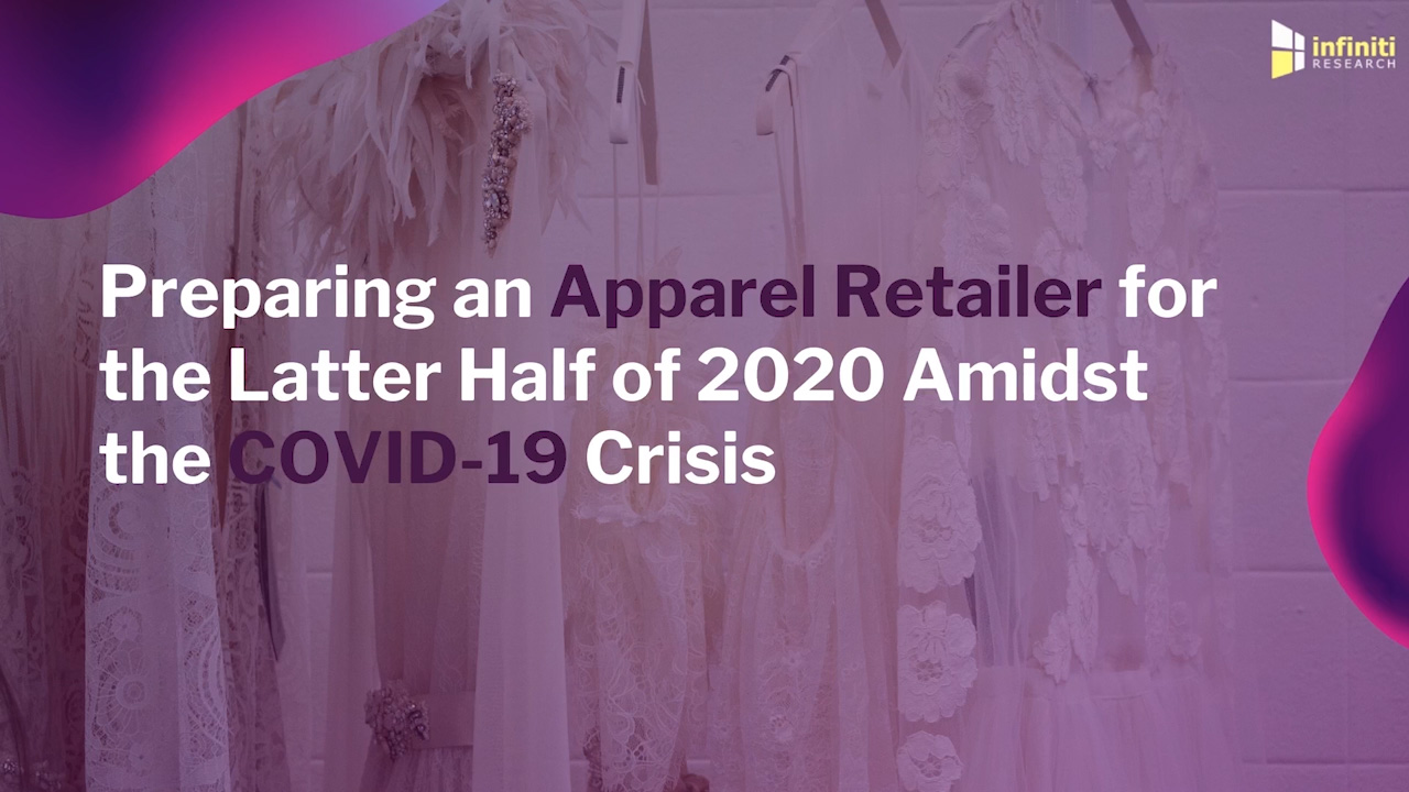 Preparing an Apparel Retailer for the Latter Half of 2020 Amidst the COVID-19 Crisis