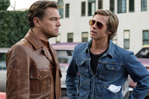 Once Upon a Time in Hollywood tops the list of winners in Media Play News' annual Home Media Awards. Photo courtesy Sony Pictures. (Photo: Business Wire)