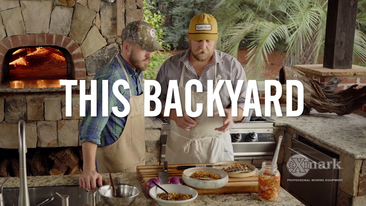 In the first episode of Exmark's Prime Cuts video series, former Iron Chef Showdown winner, David Bancroft teams up with Chef Rob McDaniel, to demonstrate how to grill the perfect Pompano.