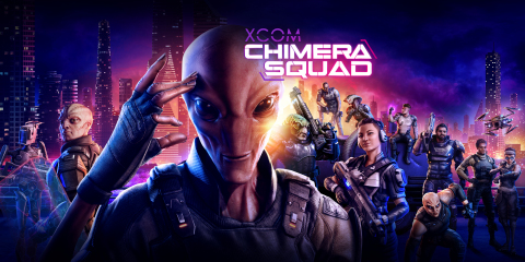 2K today announced that XCOM®: Chimera Squad, an all- new standalone title in the award-winning, turn-based, XCOM tactical series, is currently scheduled to release digitally for Windows PC on April 24, 2020, with a special limited-time introductory price of $9.99. (Photo: Business Wire)