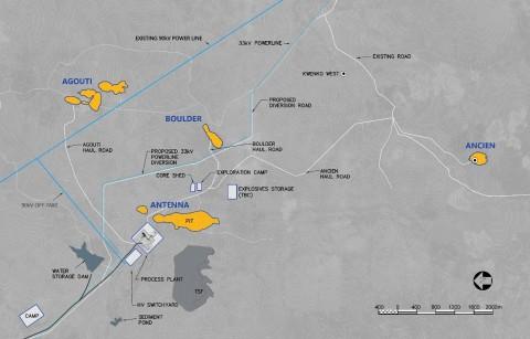 Séguéla Plan Infrastructure (Graphic: Business Wire)