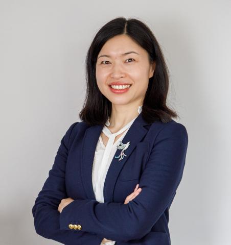 Vivian Liu (Photo: Business Wire)