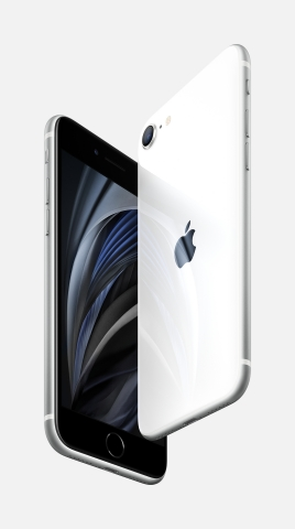 Introducing the second-generation iPhone SE, a powerful and compact new smartphone.(Photo: Business Wire)