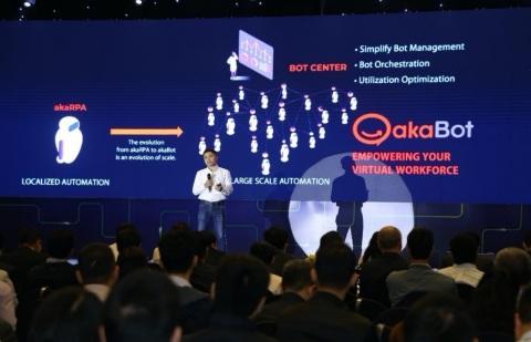 FPTのRPAソリューションとなるakaBotは、企業が人材への依存を低減し、COVID-19の事態にあって事業継続性を維持することに貢献。(写真:ビジネスワイヤ)