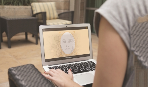 iProov Web brings biometric authentication to the web browser (Photo: Business Wire)