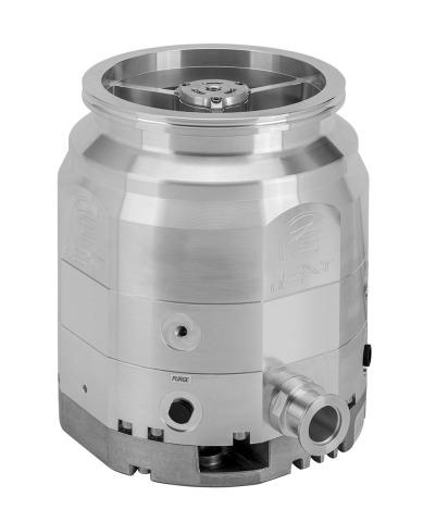 Les pompes turbomoléculaires nEXT d'Edwards sont à présent disponibles avec des vitesses élevées de pompage et des performances améliorées (Graphic: Business Wire)