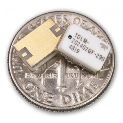 From Teledyne e2v HiRel, the new TDLM202402 high power PIN Diode Limiter for high reliability electronic warfare and radar applications. (Photo: Business Wire)