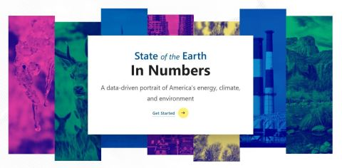 State of the Earth in Numbers (Graphic: Business Wire)