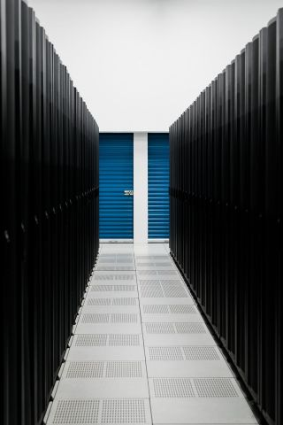 Carrier-1, One of the Largest Data Centers in 2020 and for the Last Six Years (Photo: Business Wire)