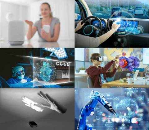Gesture Control Stock Photos SA UX (Photo: Business Wire)