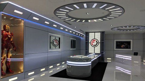 Fusionex Office of Superheroes (Photo: Business Wire)