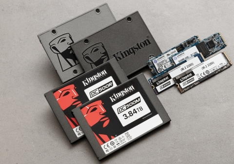 Kingston SSD family (Photo: Business Wire)
