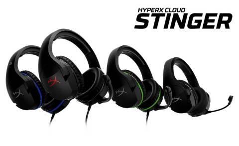 HyperX Cloud Stinger Lineup (Photo: Business Wire)