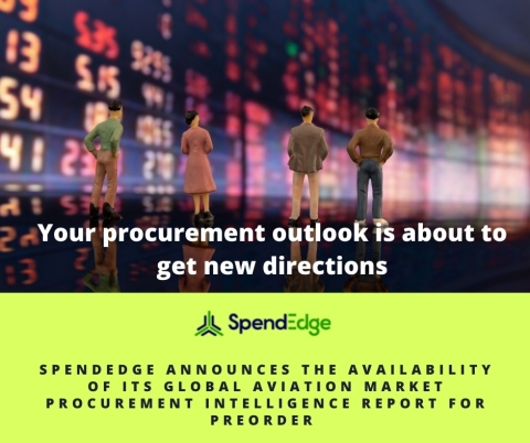 Global Aviation Procurement Market Intelligence Report now available for preorder (Graphic: Business Wire)