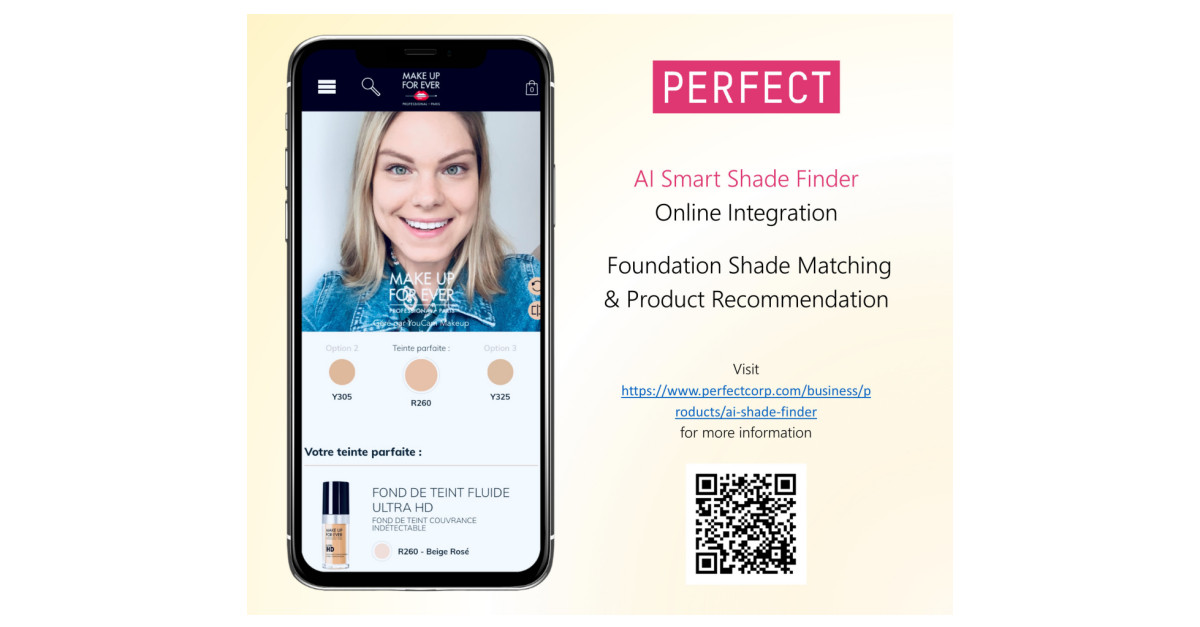 Perfect Corp Partners With Make Up For