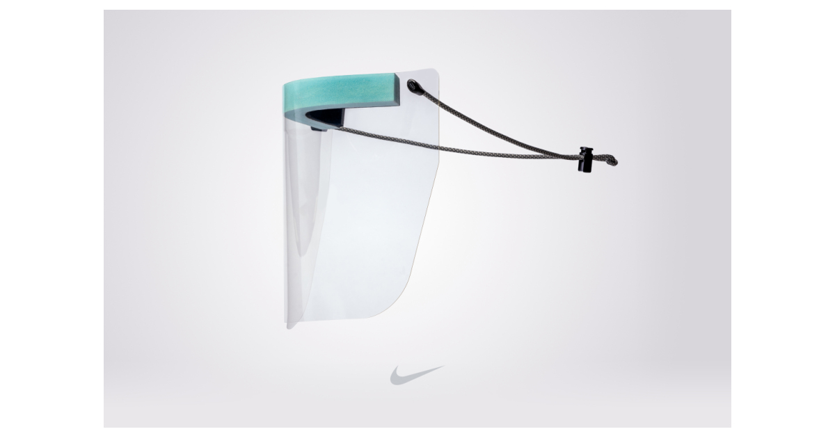 Lubrizol Contributes to Nike's Efforts to Make Full-Face Shields for Frontline Medical Workers