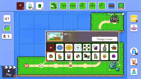 On April 22, the free final update to Super Mario Maker 2 for the Nintendo Switch system adds a new World Maker mode, as well as a host of new content and features. (Graphic: Business Wire)