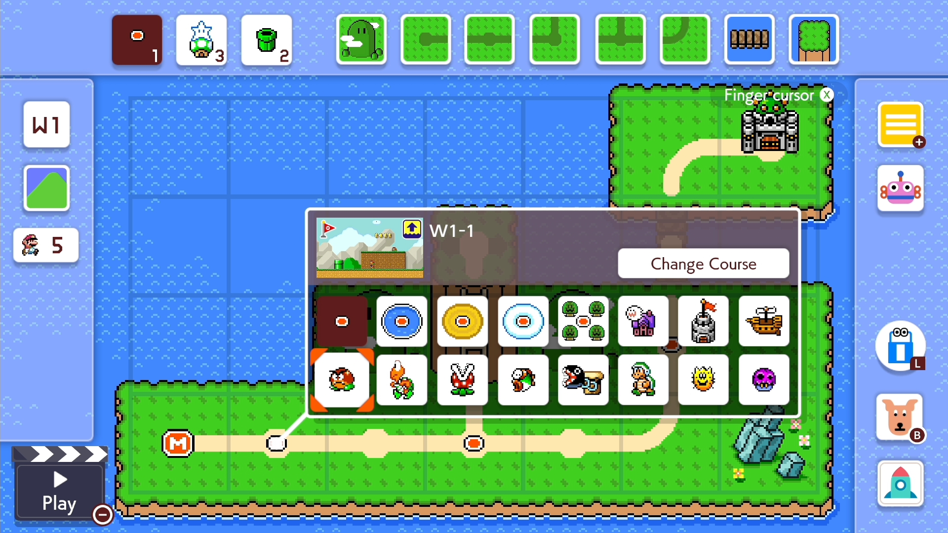 Nintendo News Free Final Update To Super Mario Maker 2 Adds World Building Mode And New Course Parts Business Wire