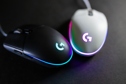 The Logitech® G203 LIGHTSYNC Gaming Mouse provides gaming-grade performance, versatility and a classic design at a great value. (Photo: Business Wire)