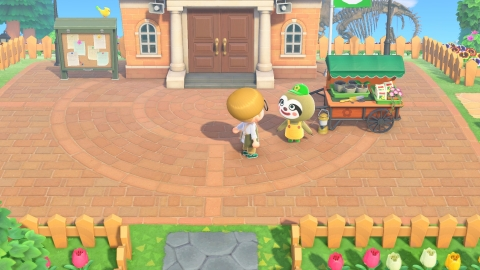 A series of free updates to the Animal Crossing: New Horizons game is bringing some special seasonal events, inviting island goers to experience new faces visiting the island, blossoming flora, beautiful works of art and an expanded museum. (Graphic: Business Wire)