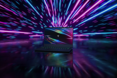 The all-new Razer Blade Stealth 13 is the world's first Ultrabook to feature a 120Hz display and a powerful NVIDIA GeForce GTX 1650 GPU (Photo: Business Wire)