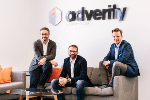 Adverity Management Gruppe (Copyright Carina Brunthaler) (Photo: Business Wire)