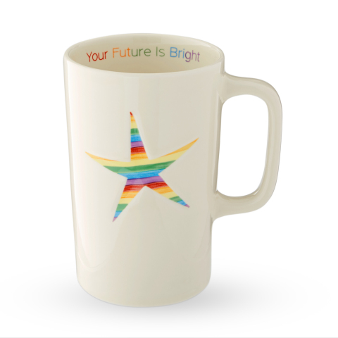 The Trevor Project Mug Now Available at Williams Sonoma and West Elm (Photo: Business Wire)