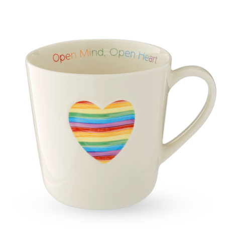 The Trevor Project Mug Now Available at Williams Sonoma, West Elm, Pottery Barn and Pottery Barn Teen (Photo: Business Wire)