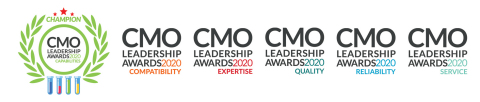 Vetter's high performance is again recognized at the 2020 CMO Leadership Awards (Photo: Business Wire)