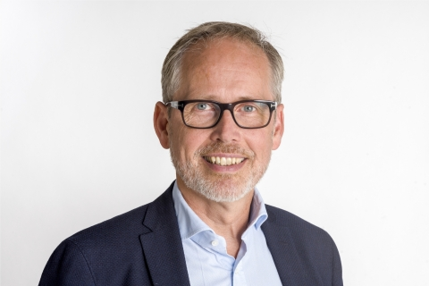 Jesper Helmuth Larsen, CEO of AJ Vaccines (Photo: Business Wire)