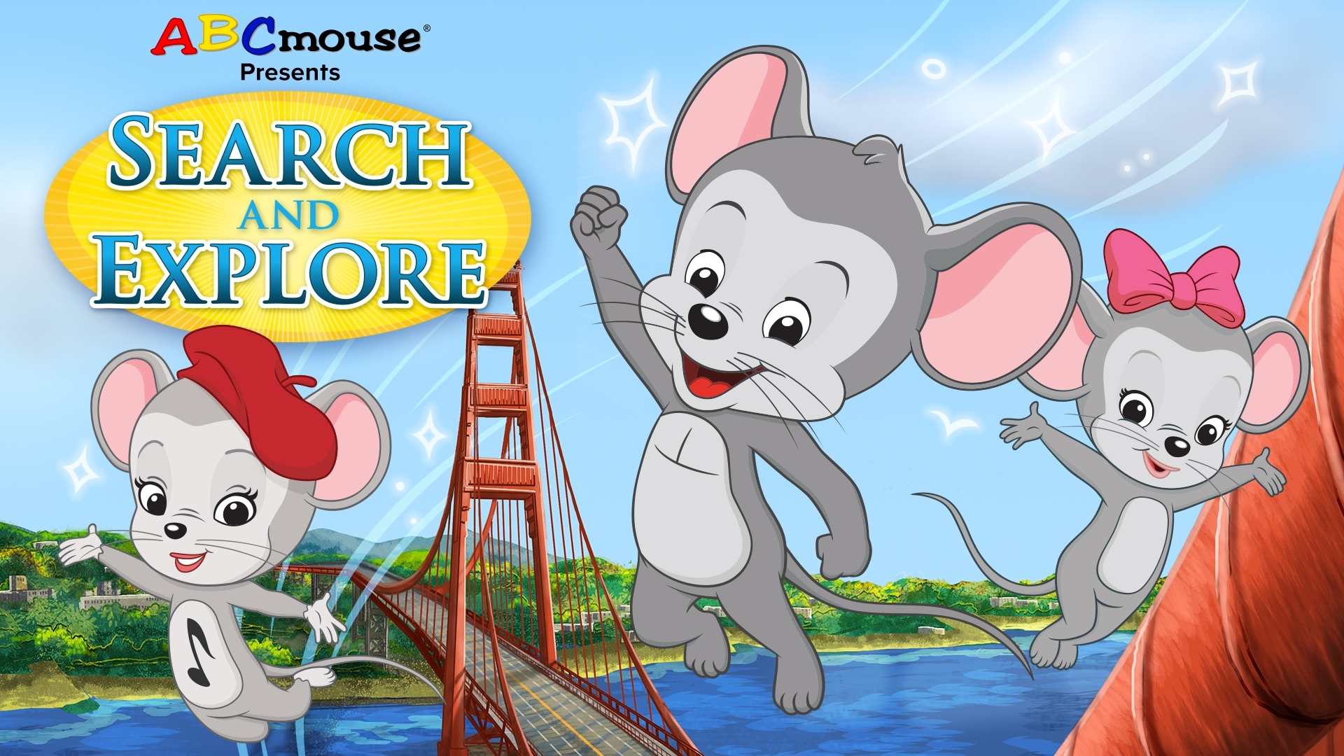 Tubi And Age Of Learning Announce Launch Of The New Educational Animated Series From Abcmouse Search And Explore Exclusively On Tubi Kids Business Wire